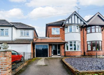 Thumbnail 3 bedroom semi-detached house for sale in Hinckley Road, Leicester