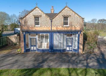 Thumbnail 3 bedroom detached house for sale in Rock Park, Llandrindod Wells