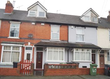 3 bed terraced house for sale in Sherwood Street, Wolverhampton WV1
