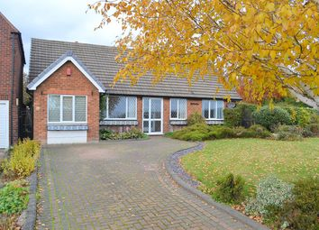 Thumbnail 3 bed detached bungalow for sale in Cricket Lane, Lichfield, Staffordshire