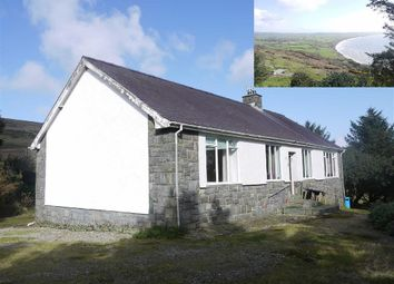 Thumbnail 2 bed detached house for sale in Rhiw, Pwllheli