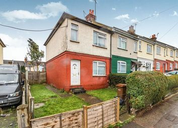 Thumbnail 3 bed terraced house to rent in Ordnance Street, Chatham