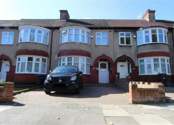 Thumbnail 3 bed terraced house for sale in Trinity Avenue, Enfield, Middlesex