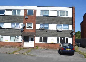 Thumbnail 2 bed flat to rent in Scott Close, West Bromwich, Birmingham