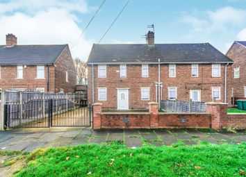 Thumbnail 3 bed semi-detached house for sale in Wilkes Avenue, Walsall