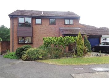 Thumbnail 4 bed detached house for sale in Abingdon Avenue, Lincoln