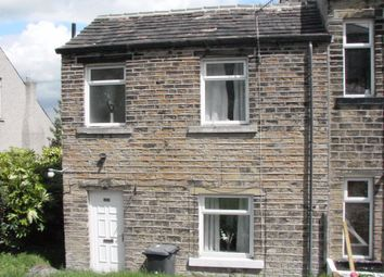 Thumbnail 1 bedroom end terrace house to rent in Stile Common Road, Huddersfield, West Yorkshire