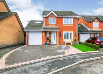 4 bed detached house for sale in Hardy Close, Barry CF62