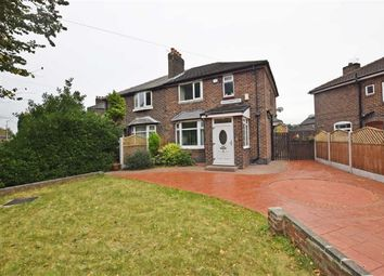 Thumbnail 3 bedroom semi-detached house for sale in Westcroft Road, Withington, Manchester