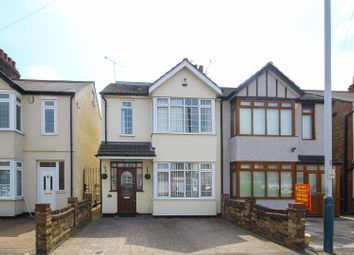 Thumbnail 4 bed property for sale in Heath Park Road, Heath Park, Romford