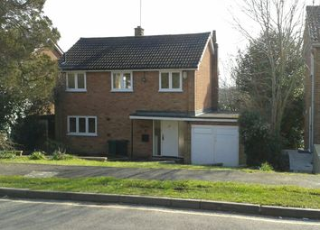 Thumbnail 3 bed detached house to rent in Carlton Green, Redhill
