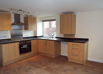 Thumbnail 2 bedroom flat to rent in Lawson Avenue, Long Eaton, Nottingham