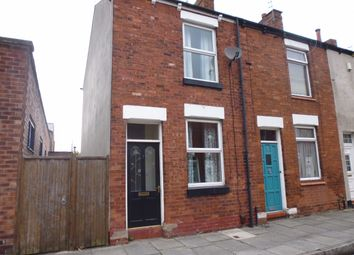 Thumbnail 2 bed terraced house for sale in Store Street, Stockport