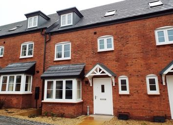 Thumbnail 4 bed property to rent in St George's Park, Pearl Brook Avenue, Stafford