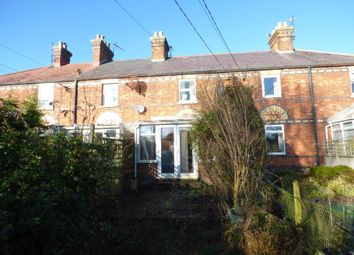 Thumbnail 2 bed terraced house for sale in Wash Road, Boston