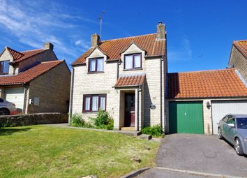 Thumbnail 3 bed link-detached house for sale in Burton, Chippenham