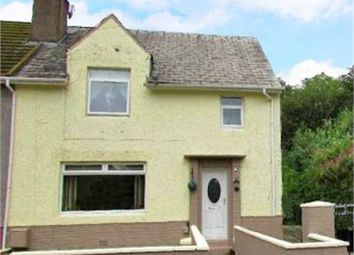Thumbnail 4 bed semi-detached house for sale in Robertson Avenue, Cumnock, East Ayrshire