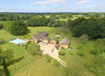 Thumbnail 5 bed detached house for sale in High Halden Road, High Halden, Kent