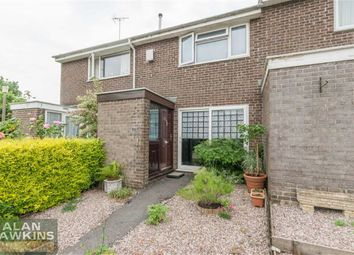 Thumbnail 2 bedroom terraced house for sale in Lucerne Close, Royal Wootton Bassett, Swindon