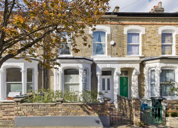 Dumont Road, Stoke Newington, London N16. 3 bed terraced house for sale