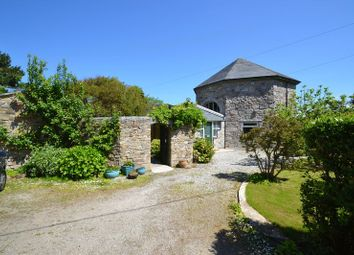 Thumbnail 3 bed detached house for sale in Hellesveor, St Ives, Cornwall