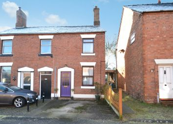 Thumbnail 1 bed cottage for sale in Newtown, Church Aston, Newport
