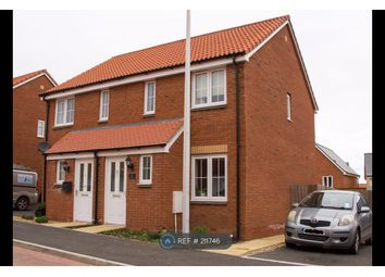 Thumbnail 2 bed semi-detached house to rent in Pouncel Lane, Exeter