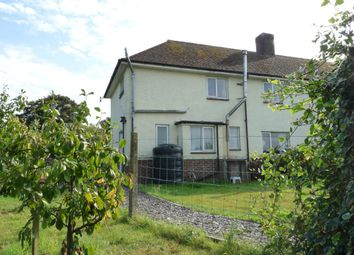 Thumbnail 3 bed semi-detached house to rent in Brook Barn Farm Cottages, Courtwick Lane, Littlehampton