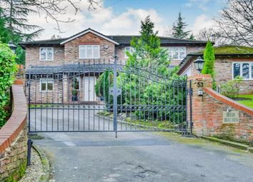 Thumbnail 5 bed detached house for sale in Castle Hill, Prestbury, Macclesfield, Cheshire