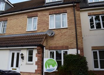 Thumbnail 3 bed terraced house to rent in Elgar Way, Stamford