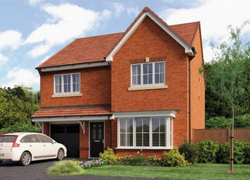 "Thumbnail 4 bed detached house for sale in ""The Tressell"" at Backworth, Newcastle Upon Tyne"