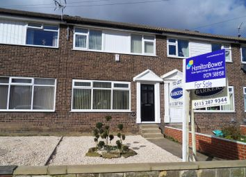 Thumbnail 3 bed terraced house for sale in Moorcroft Drive, East Bierley, Bradford