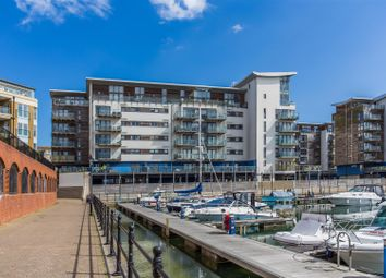Thumbnail 1 bed flat for sale in Midway Quay, Eastbourne