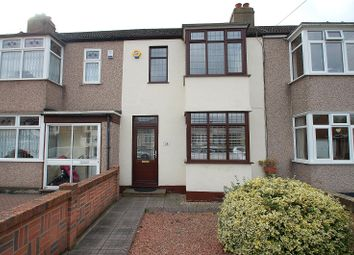 Thumbnail 3 bedroom terraced house for sale in Abbs Cross Gardens, Hornchurch