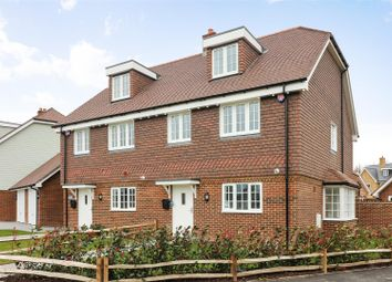 3 bed semi-detached house for sale in The Woodyard, Oak Street, Deal CT14