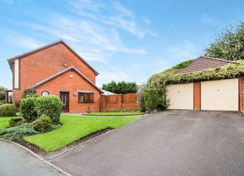 Thumbnail 3 bed detached house to rent in Nook Fields, Harwood, Bolton