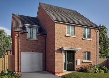 """Thumbnail 4 bed detached house for sale in """"The Oxford"""" at Farside Road, West Ayton, Scarborough"""