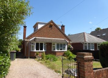 Thumbnail 3 bed detached bungalow for sale in Long Lane, Kegworth, Kegworth