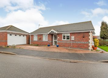 Thumbnail 3 bed detached bungalow for sale in Anwick Drive, Anwick, Sleaford