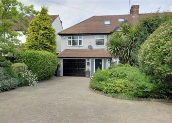 Thumbnail 4 bed semi-detached house for sale in Swanley Bar Lane, Potters Bar, Hertfordshire