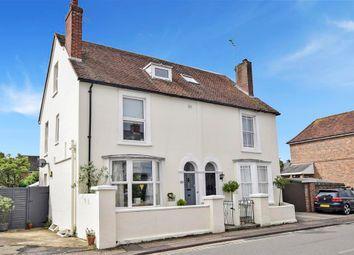 Thumbnail 5 bed semi-detached house for sale in Oving Road, Chichester, West Sussex