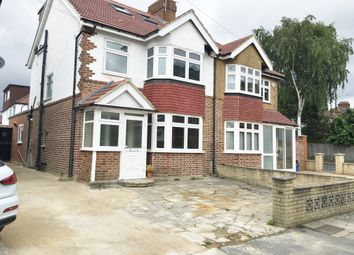Thumbnail 4 bed semi-detached house to rent in Wills Crescent, Hounslow