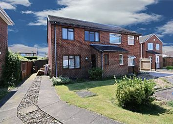Thumbnail 3 bed semi-detached house for sale in The Queensway, Hull