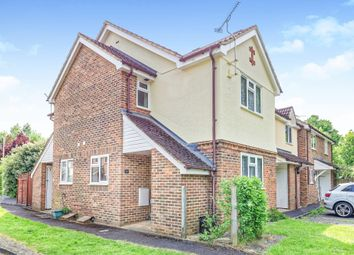 Thumbnail 1 bed property to rent in Nether Vell-Mead, Church Crookham, Fleet