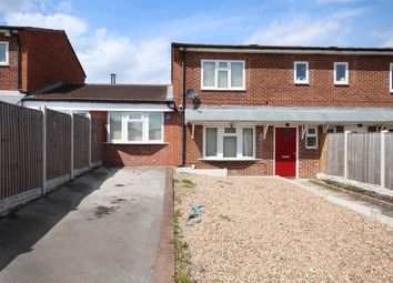 Thumbnail 2 bed semi-detached house to rent in Hartshay Close, Ilkeston