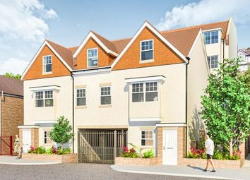 Thumbnail 1 bed flat for sale in Lower Road, Kenley