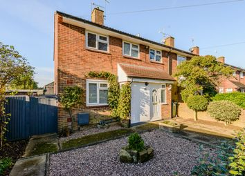 Thumbnail 3 bed end terrace house for sale in The Pasture, Crawley, West Sussex
