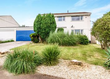 Thumbnail 4 bedroom detached house for sale in Stuarts Way, Hatt, Saltash