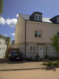 Thumbnail 3 bed terraced house for sale in Mckay Avenue, Torquay