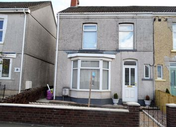 Thumbnail 2 bedroom semi-detached house for sale in Coalbrook Road, Swansea
